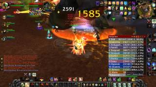Brutallus - Sunwell Plateu - Fury Warrior PoV - {Envy} - Patch 2.4.3