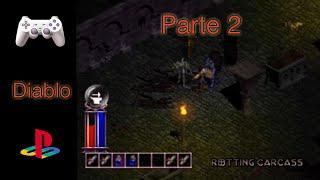 Diablo - PS1 - Gameplay Español - Parte 2