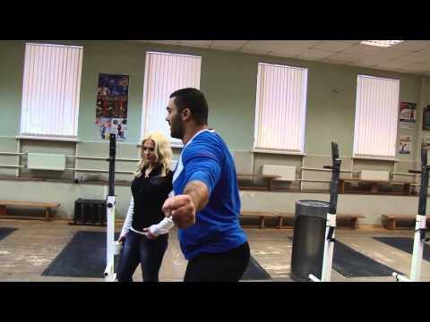 Олимпийский Чемпион Дмитрий Берестов,мастер класс.