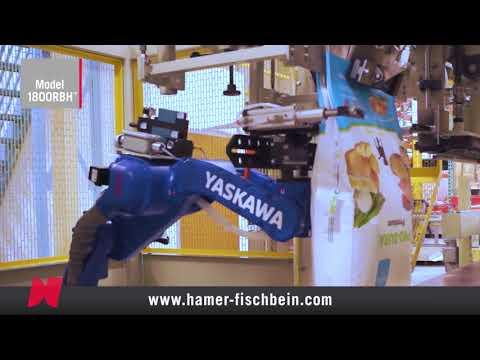 1800 Robotic Bag Hanger