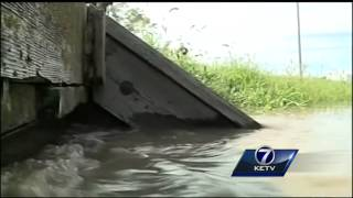 Residents being evacuated in Missouri Valley