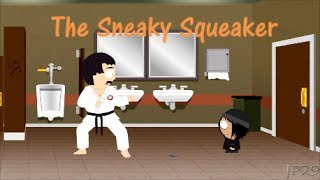 South Park The Stick of Truth - The Art of Fart Magic!