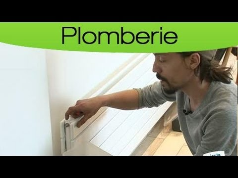 bricolage purger un radiateur youtube. Black Bedroom Furniture Sets. Home Design Ideas
