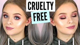 DRUGSTORE CRUELTY FREE MAKEUP TUTORIAL | sophdoesnails