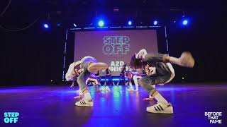 [2nd Place] A2D Juniors (FRONT ROW) | Step Off 2018 | Junior Division