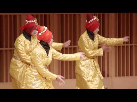 Tari Aceh! Music and Dance from Northern Sumatra: Muslim Women's Voices at Wesleyan