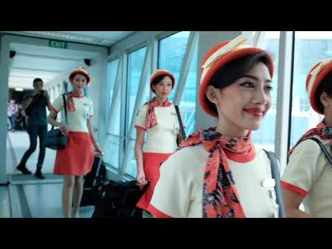 GARUDA INDONESIA VINTAGE FLIGHT #GABackTo70s