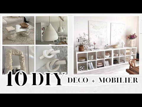 Download Je transforme mon salon avec 10 DIY Déco (Ikea Hacks) !! ✨💪🏼🛠