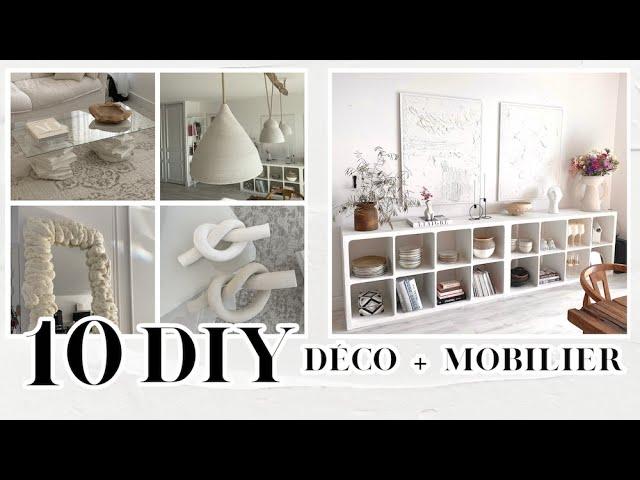 Je Transforme Mon Salon Avec 10 Diy Deco Ikea Hacks Youtube