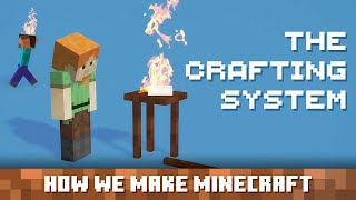 Crafting a Crafting System: How We Make Minecraft - Episode 2