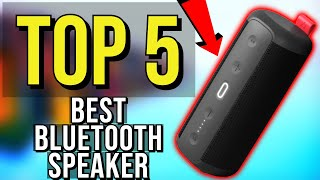 ✅ TOP 5: Best Bluetooth Speaker 2020