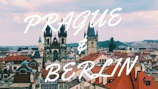 TRAVEL DIARIES: prague & berlin