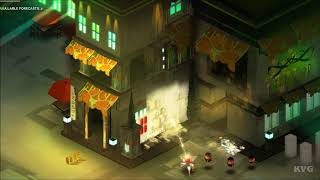 Transistor Gameplay PC HD 1080p60FPS