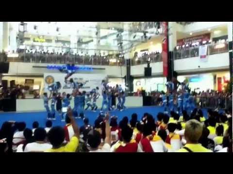 2011-2012 NCC Central Luzon Qualifiers - Angeles University Foundation