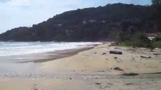 Karon Beach North, Phuket - a stagnant pool of putrefying muck...