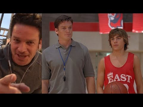 High School Musical Fans SPOT Troy Bolton's Dad & His Reaction Is Priceless