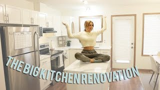 MOVING OUT The Big Kitchen Renovation!! Ep#3