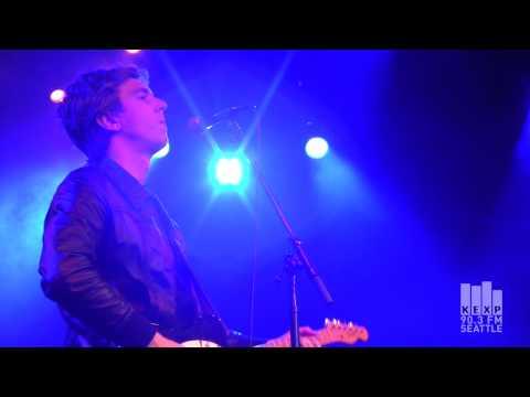 The Walkmen - Red Moon (Live on KEXP)