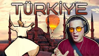 This was a MASTERPIECE in editing!! | WATCHTOWER OF TURKEY - REACTION