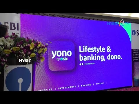 SBI Launches Integrated Digital Platform YONO App - YouTube