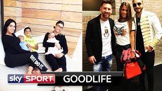 Ronaldo & Messi: Nicht nur auf dem Platz auf einer Wellenlänge | Goodlife #9