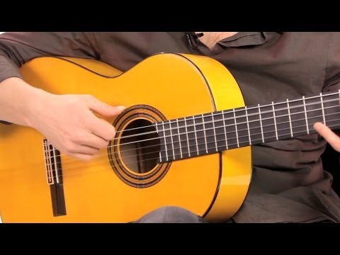 How to Play Fan Rasgueos | Flamenco Guitar