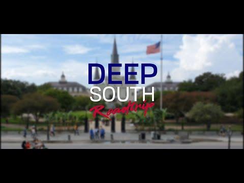 USA   Deep south Road Trip   Georgia, Alabama, Tennessee, Mississippi, Louisiana