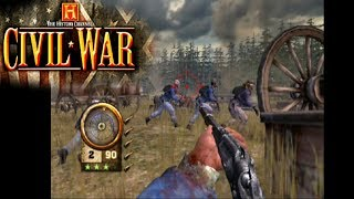 The History Channel: Civil War - A Nation Divided ... (PS2)