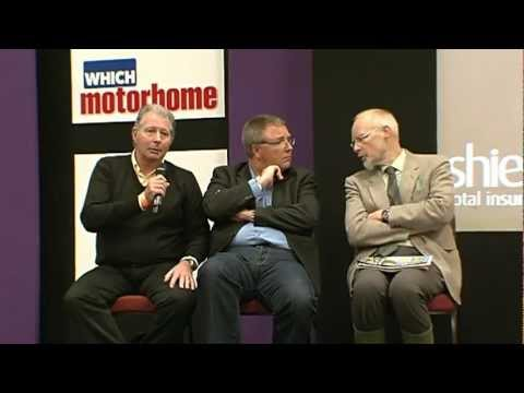 Motorhome Insurance - Andrew Bromley and Stuart Craig