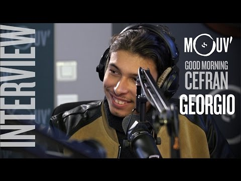 "GEORGIO : ""Je Voudrais Faire Un Feat. Avec Nessbeal"" #MORNINGCEFRAN"