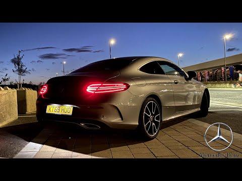 2020 Mercedes C200