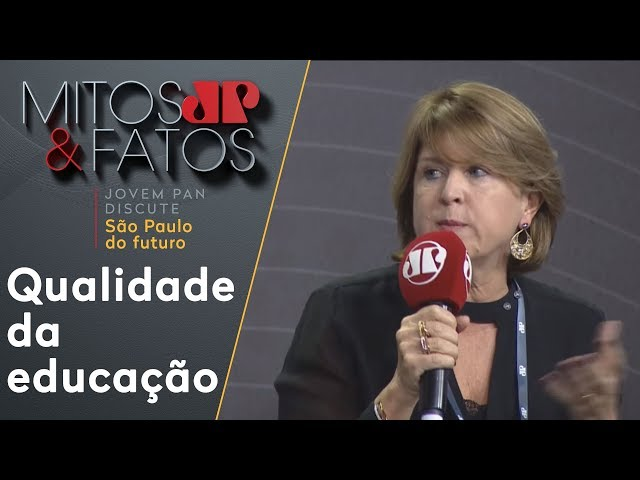 'Brasil evoluiu em acesso, mas não em qualidade da educação', diz Katia Smole