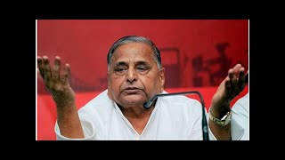 UP Police File Final Report In Case By IPS Officer Against Mulayam Yadav