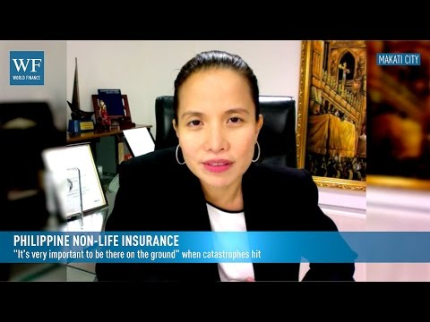 Philippine non-life insurance sector sees 'excellent growth' | World Finance Videos