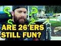 Are 26ers Still Fun?