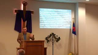 Growing Through Conflict and Resolution Pt  3 - 2 Biblical Examples and Christian Character