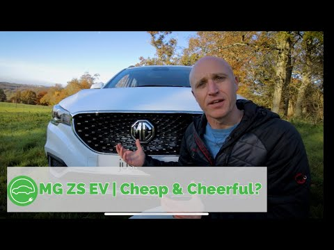 MG ZS EV   Test Drive and Review