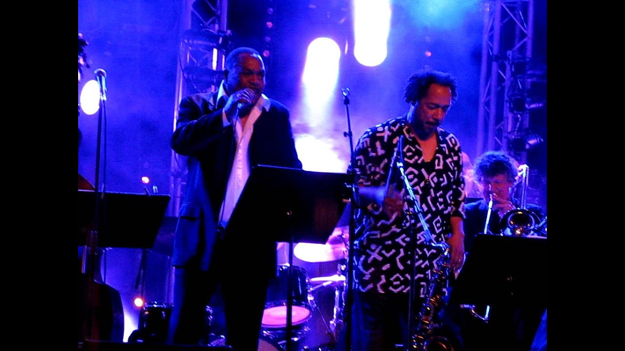 Ze Big Band | Ricky Ford |  Maurey Richards à Rennes