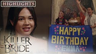 Emma gets a birthday surprise | TKB (With Eng Subs)