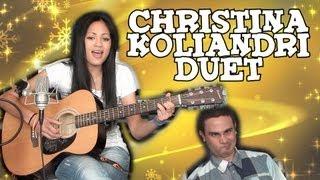 Christina Koliandri Ντουέτο (feat Ο Βλάκας) | 2J
