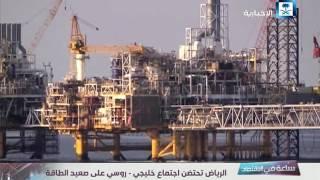 الرياض تحتضن اجتماع خليجي - روسي على صعيد الطاقة