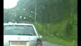 Fife Police Panda Car