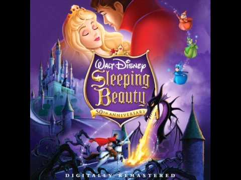 Sleeping Beauty OST - 09 - Magical House Cleaning/Blue or Pink