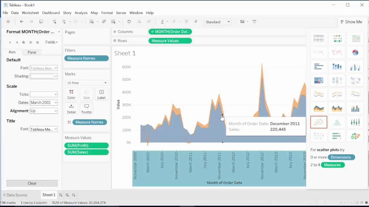how to use tableau youtube