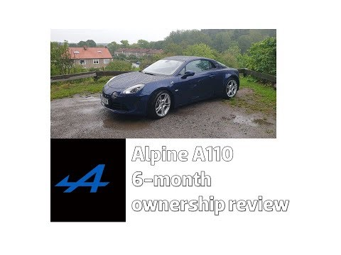 6-month ownership review Alpine A110