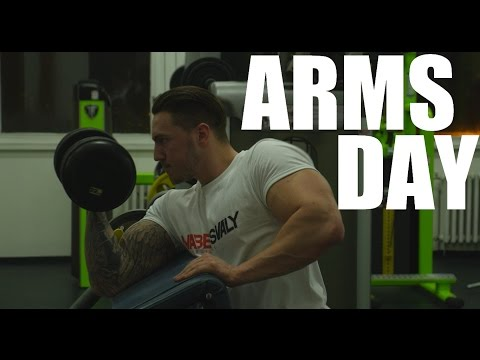 ARMS DAY by CT FLETCHER | + REPS | FULL ROUTINE