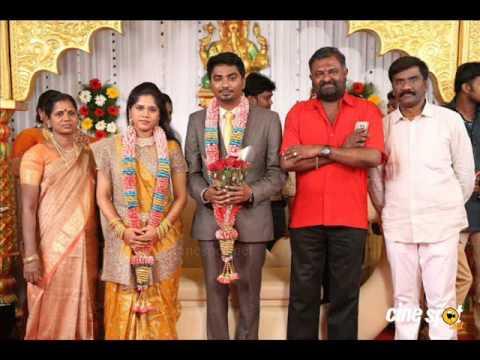 Cinematographer Priyan Daughter Marriage Reception