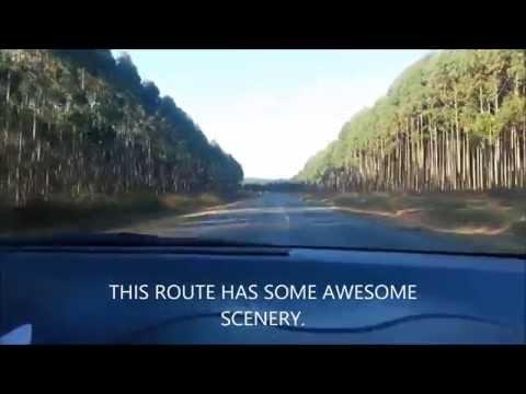 ROAD BETWEEN THOHOYANDOU & LOUIS TRICHARDT (R524)