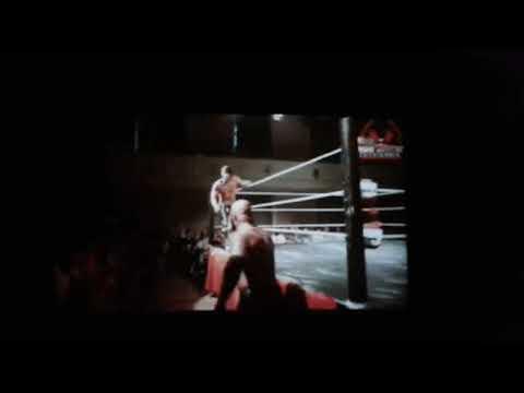 Angelico knee strike! (swe/no sanctuary 10 jun 17)