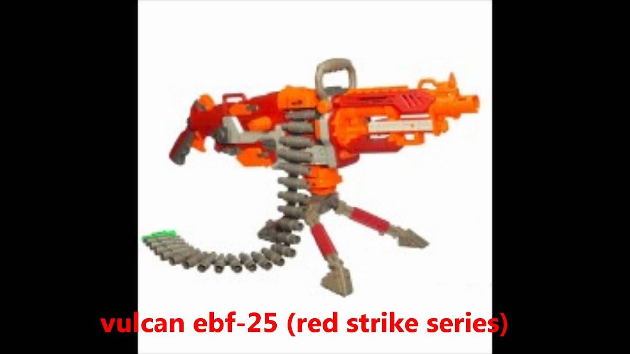 Nerf Walmart Exclusive Guns Youtube